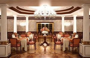 Что такое коммерчески успешный дизайн интерьера ресторана?